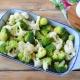 Рецепты детических блюд из цветной капусты