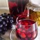 Секреты приготовления компота из винограда