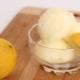 Технология приготовления лимонного сорбета
