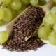 Виноградная косточка: польза и вред, способы применения