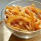 Готовим вкусные цукаты из апельсиновых корок