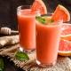 Как приготовить смузи с грейпфрутом?