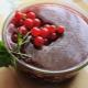 Как приготовить желе из красной смородины?