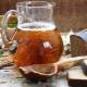 Квас из ржаной муки: свойства напитка и рецепты
