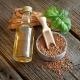 Льняное масло при беременности и грудном вскармливании: почему полезно и как употреблять?