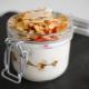 Овсянка с йогуртом: свойства и техника приготовления