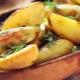 Печеный картофель: польза, вред и рецепты