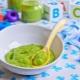 Пюре и другие блюда из брокколи для детского питания