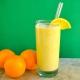 Рецепты приготовления смузи с апельсином
