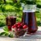 Сок из черешни: свойства и секреты приготовления