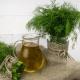 Укропное масло: особенности применения и лучше рецепты
