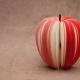 Как красиво нарезать яблоки?