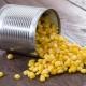 Консервированная кукуруза: свойства и пищевая ценность продукта