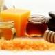 Правила применения медовой лепешки