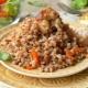 Рецепт приготовления гречки по-купечески в мультиварке