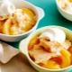 Готовим десерты из персиков