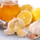 Как и для чего принимать мёд с лимоном и чесноком?