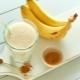 Как приготовить банановый коктейль?