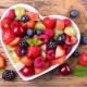 Какие фрукты, овощи и ягоды являются наиболее низкокалорийными?
