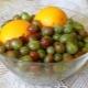 Вкусные рецепты из крыжовника с апельсином без варки
