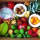 Южные фрукты: названия, описания и вкусовые качества