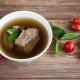 Бульон из свинины: свойства и рецепты приготовления