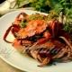 Черноморский краб: виды и способы приготовления