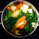 Что такое бланшировка овощей и как ее выполняют?