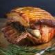 Готовим свинину на кости в духовке
