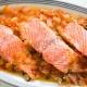 Как приготовить горбушу с луком и морковью в духовке?