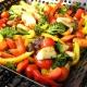 Как приготовить овощи-гриль в духовке?