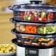 Как приготовить овощи в пароварке?