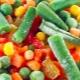 Как приготовить замороженные овощи?