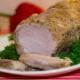 Как сделать свиной карбонат в духовке?