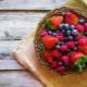 Как собрать красивый букет из ягод?