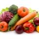 Какие овощи богаты клетчаткой?