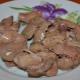 Калорийность и состав вареной куриной печени