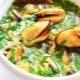 Маринованные мидии: свойства и рецепты приготовления