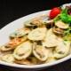 Мидии в сливочном соусе: калорийность и рецепты приготовления