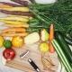 Ножи для чистки и нарезки овощей: особенности и виды