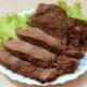 Особенности приготовления буженины из говядины
