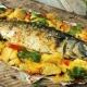 Особенности приготовления горбуши с овощами в духовке