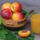 Персиковый сок: свойства и технология приготовления