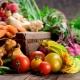 Правила хранения овощей