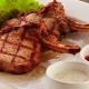Рецепты антрекота из свинины в духовке