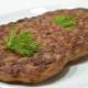 Рецепты оладий из свиной печени