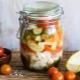 Рецепты приготовления овощных ассорти на зиму без стерилизации