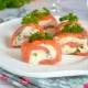 Рецепты приготовления закусок с красной рыбой