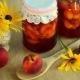 Рекомендации по приготовлению консервированных персиков