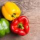 Сладкий перец: состав, свойства и сорта с описанием